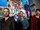 Coldplay tour details announced