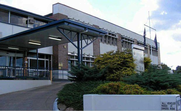Warwick Hospital.