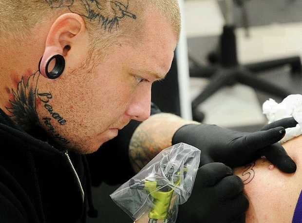 Comfortably Numb in Maryborough will now offer tattoo removal services for Fraser Coast residents who wish to remove unwanted tattoos, including cosmetic tattoos.
