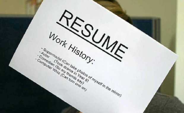 Have you ever slightly exaggerated your skills on your CV? Come on, be honest...