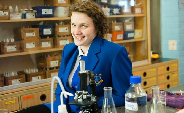 Coffs Harbour High School student Isabelle Capell-Hattam is hoping to raise $7500 to get to the Euroscience Open Forum in Dublin in July.