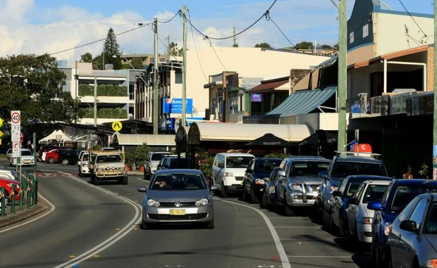 Tweed Shire Council want your feeback on plans to turn part of Marine Pde, Kingscliff, into a one-way street. They're hosting an info booth this week.