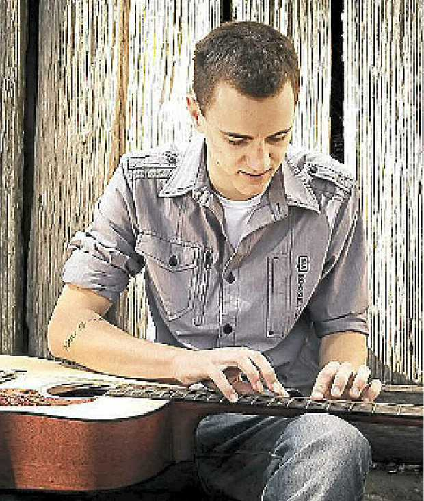 David Knight will be playing at the Bucca Hotel this Sunday.