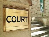 A CABOOLTURE man has faced court briefly over his alleged role in a botched burglary at Bribie Island earlier this year.