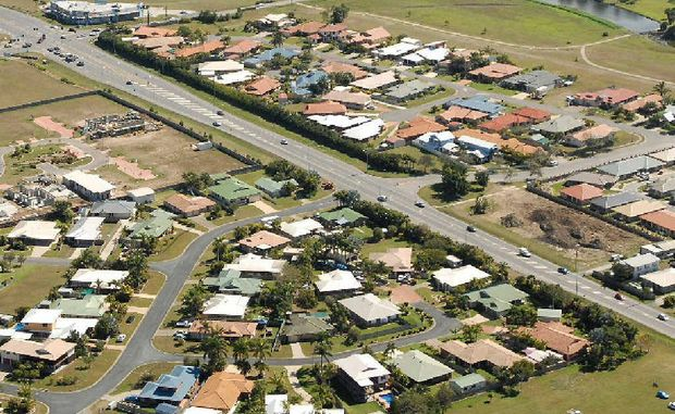Mackay has 52 people living in public housing without paying government rent.