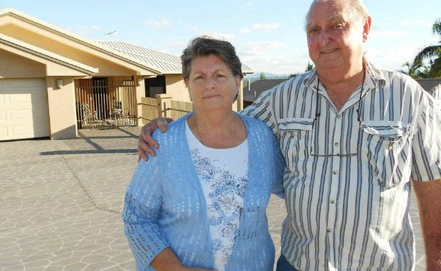 Keith and Del Williams are hoping to sell their lovely home at 8 Murlay Ave, Frenchville.