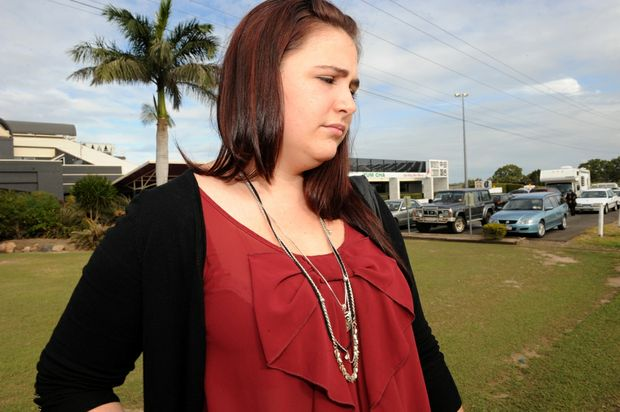 Samantha Bawden says she has been sacked from her job at the White China restaurant because she has epilepsy.