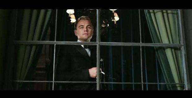 Leonardo Dicaprio stars in Baz Luhrmann's The Great Gatsby.