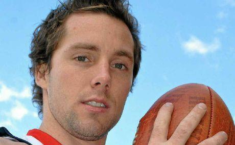 Redbacks Australian Rules captain Brendan Iles.