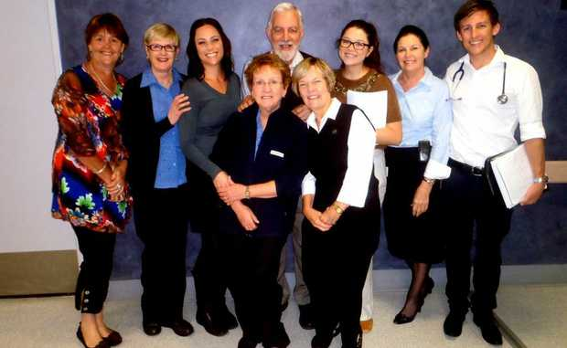 The Tweed Palliative Care Multidisciplinary Team has provided 25 years' service to the area.