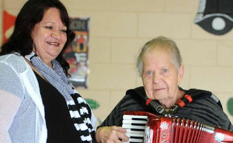 C3 Church Mackay's Beverley Palmer and Edna Giesman spoke in Mackay about being part of the 'Stolen Generation' as part of honouring the anniversary of 'Sorry Day'.
