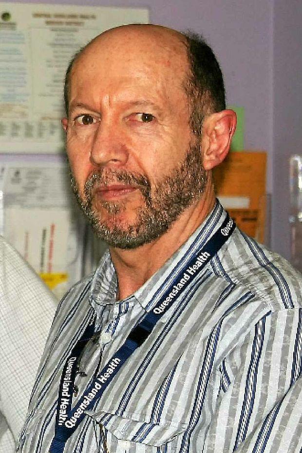 Dr Richard Kidd.
