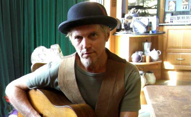 Bill Jabobi will perform for World Environment Day at Knox Park Murwillumbah this Sunday June 3.