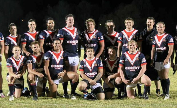 The Cowboys beat the Wattles in what was a nail-biting game on Saturday night.