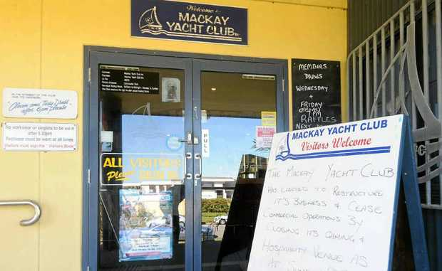 The Mackay Yacht Club ceased commercial operations on Sunday due to financial difficulty associated with rising staff costs and competition with Mackay gaming venues.