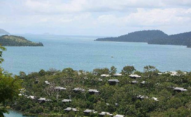 Federal Member for Dawson George Christensen says holidays to the Whitsundays, like Hamilton Island, and other tourism destinations should be tax-deductible.