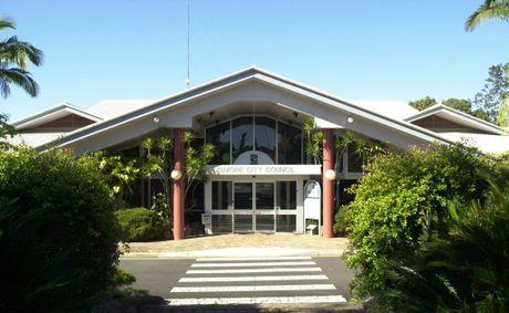 Lismore City Council Chambers.