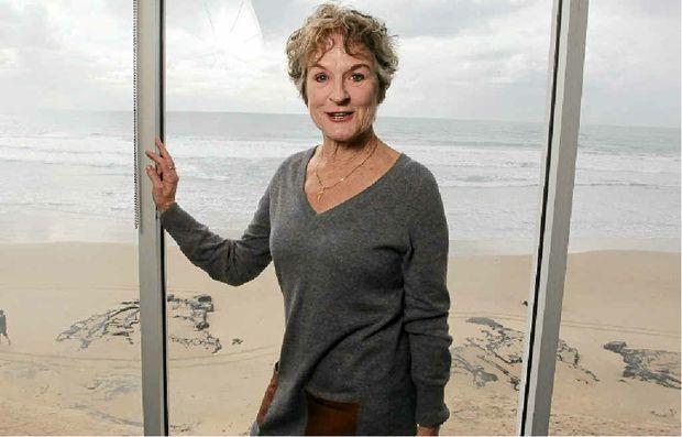 Judy Nunn Judy Nunn a true star Sunshine Coast Daily