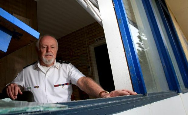 Marine rescue commander Bernie Gabriel has been recognised with the Emergency Services Medal.