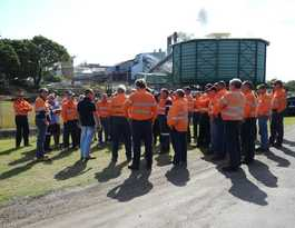 Bundaberg workers Australia's safest