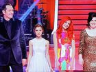 The Voice final four: Darren Percival, Rachael Leahcar, Sarah de Bono and Karise Eden.