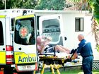 A man accused of stabbing another man in the stomach has told the judge a dingo did it.