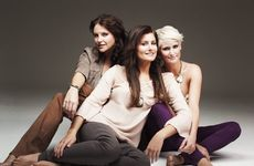 The McClymonts begin their Australian tour at the Gympie Muster in August.
