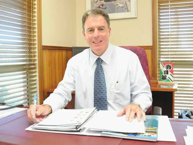 Fraser Coast Mayor Gerard O'Connell has announced a plan for Fraser Coast Tourism and the economic development; events; marketing and promotion and tourism functions of council to be joined together in a new entity.