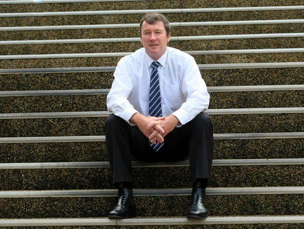 Council general manager David Keenan.
