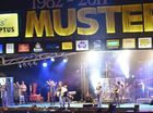 Muster music to go back to roots