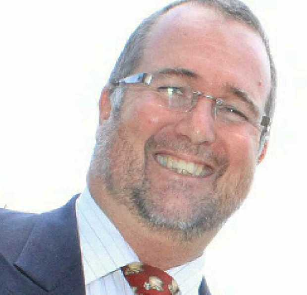 Mayor Peter Blundell