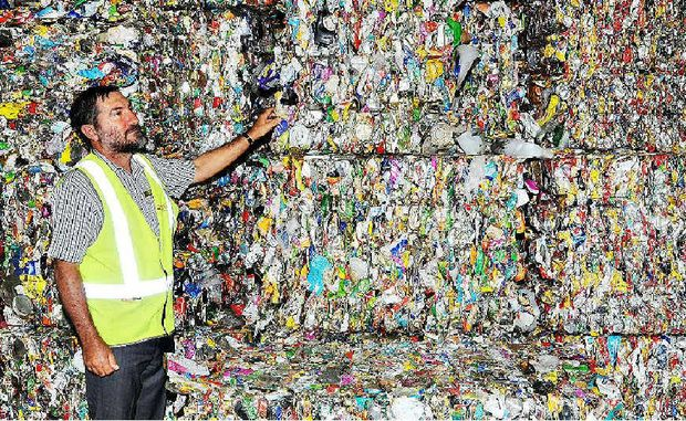 Cr Laurence Bonaventura will tackle the task of improving our waste habits as the head of a new working group.