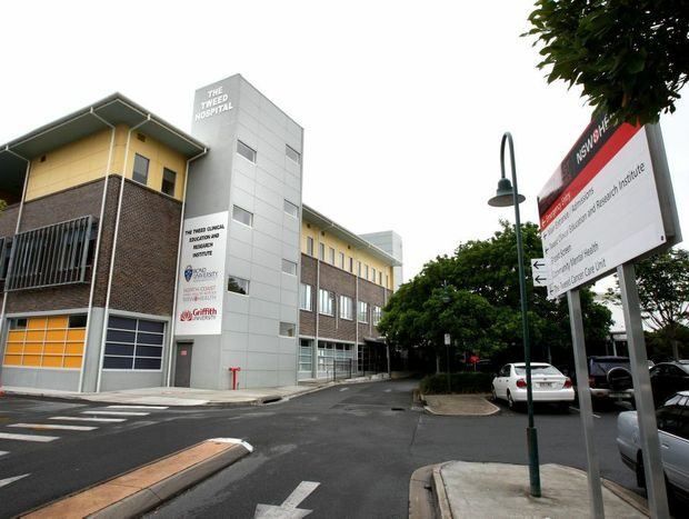 Three people were treated at Tweed Hospital after taking drugs at a party near Murwillumbah.