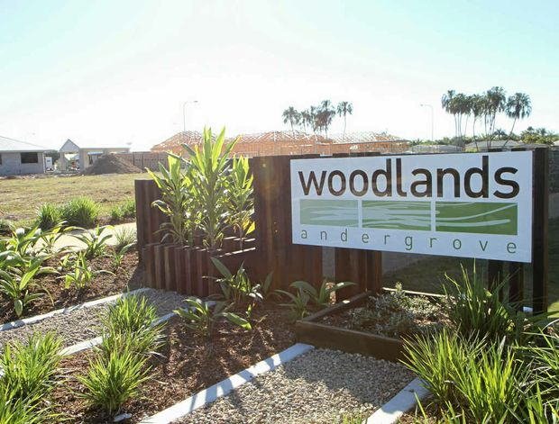 Woodlands Estate at Andergrove.