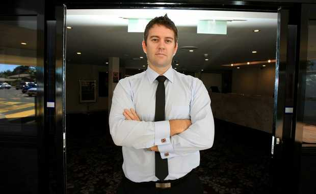 Seagulls club general manager Andrew Cleverley.