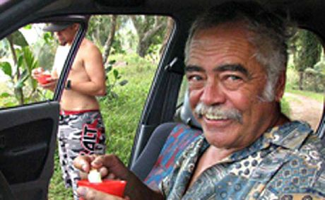 Former Mackay man Hanz Christian was killed outside a nightclub in Port Vila, Vanuatu, last week. Mr Christian was a keen yachtsman who lived and