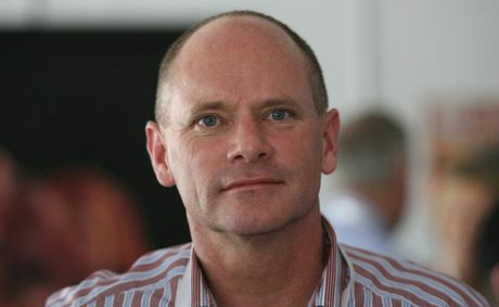 Queensland Premer Campbell Newman