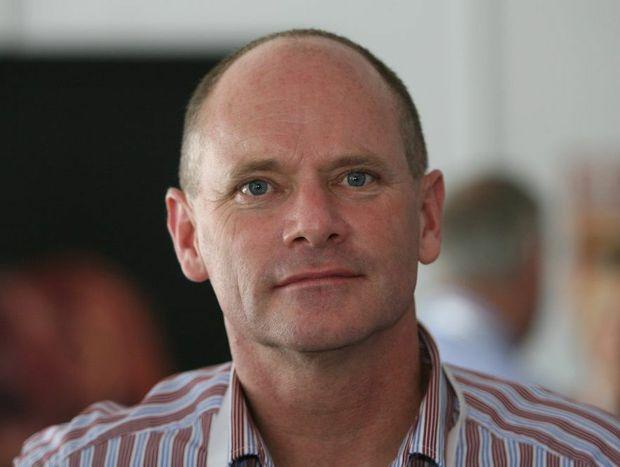 Queensland Premer Campbell Newman