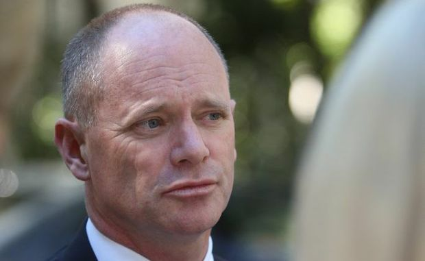 Campbell Newman.