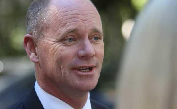 Queensland Premier Campbell Newman