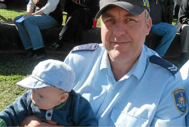 Prison officer Edward Krizman is concerned about his own future and that of his workmates.