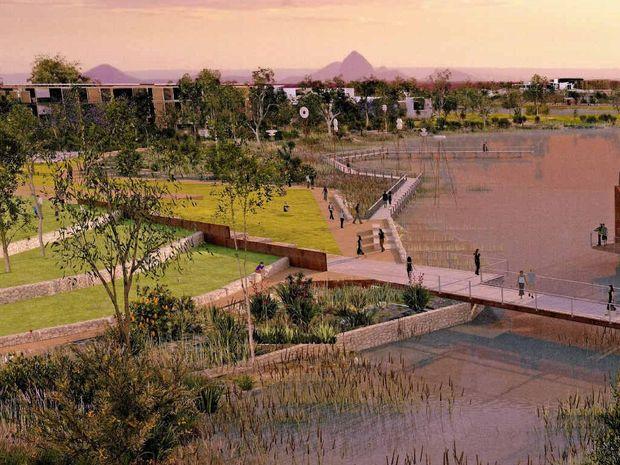Stockland says Caloundra South will remain a key focus on the Sunshine Coast.