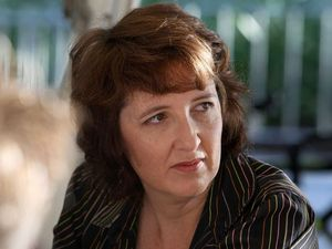Fiona Simpson says she is interested in the LNP leadership role.