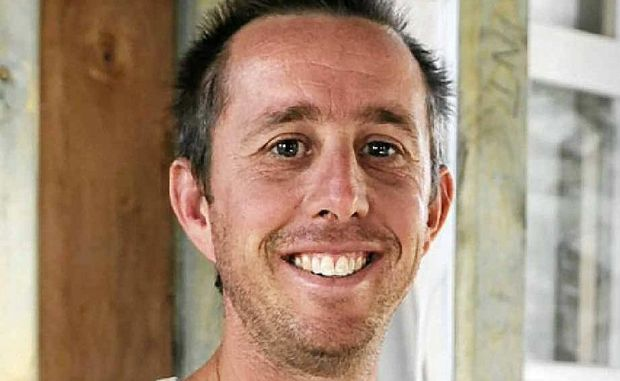 AWARDS WINNER: Byron Bay's Todd Knaus was named Builder of the Year at the Master Builder's Association Awards.