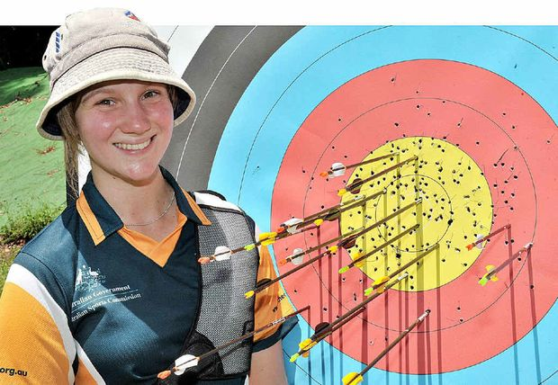 Elisa Barnard has made the Sunshine Coast her base in the lead-up to the London Games.