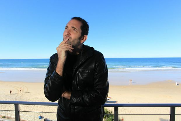 Darren Percival is back on the Sunshine Coast and will release his new album soon.