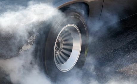 Burnouts may excite some, but upset residents, police and courts.