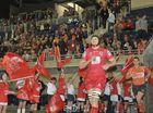 Blake's bid at rugby glory