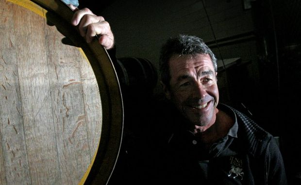 Ilnam Winery owner Mark Quinn loves life in beautiful Carool.