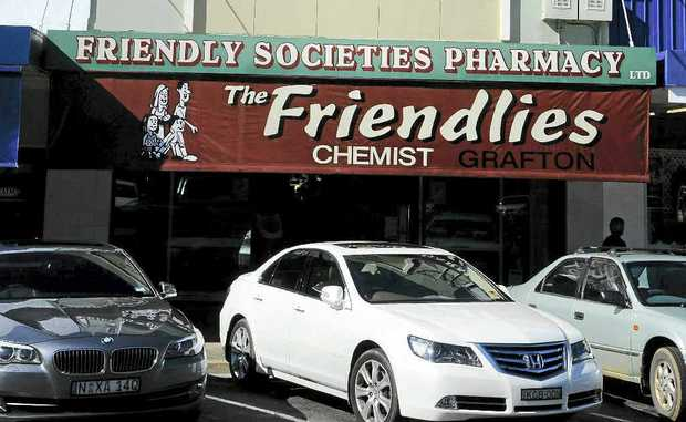 The Friendlies Chemist in Prince St, Grafton has been providing high quality customer service since it opened its doors in 1916.